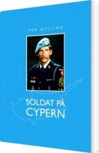 soldat på cypern - bog
