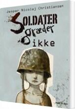 soldater græder ikke - bog