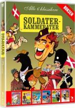 soldaterkammerater - den komplette samling - boks - DVD