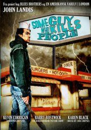 some guy who kills people - DVD