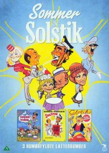 sommer og solstik  - DVD