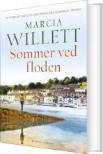 sommer ved floden - bog