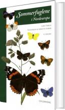 sommerfuglene i nordeuropa - bog