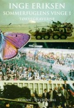 sommerfuglens vinge tørvegraverne - bog