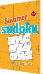 sommersudoku - bog