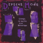 depeche mode - songs of faith and devotion - Vinyl / LP
