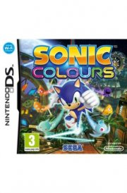 sonic colours - nintendo ds