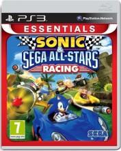 sonic & sega all-stars racing (solus) (essentials) - PS3