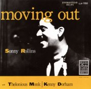 sonny rollins - moving out [single] - cd