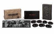 sons of anarchy - den komplette serie - limited wooden collection - DVD