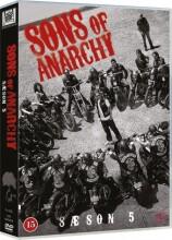 sons of anarchy - sæson 5 - DVD
