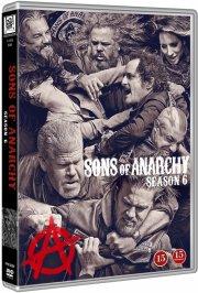 sons of anarchy - sæson 6 - DVD