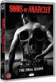 sons of anarchy - sæson 7 - DVD