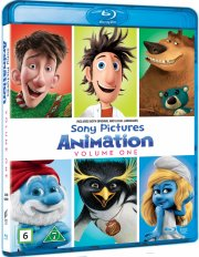 sony pictures animationer - boks 1 - Blu-Ray