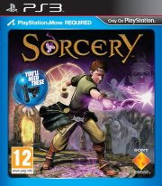 sorcery - move compatible (nordic) - PS3