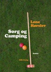 sorg og camping - bog