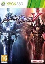 soul calibur v (5) - xbox 360