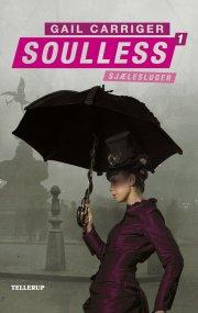 soulless #1: sjælesluger - bog