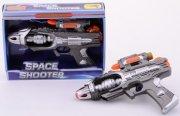 space shooter m/lyd og lys - Legetøjsvåben