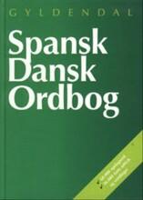 spansk-dansk ordbog - bog