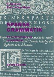 spansk grammatik - bog