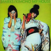 sparks - kimono my house (re-issue) [original recording remastered] - cd