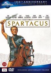 spartacus - 100th anniversary edition - DVD