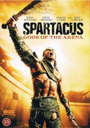 spartacus - gods of the arena - DVD
