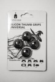 spartan gear - thumb grips - diverse konsoller - 4 dele - Konsoller Og Tilbehør