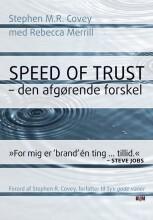 speed of trust - den afgørende forskel - bog