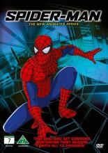 spider-man - den nye animerede serie - DVD