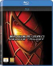spiderman 1-3 trilogy boks - Blu-Ray