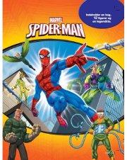 spiderman busy book - Figurer