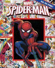 spiderman - bog