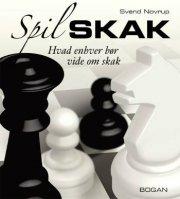 spil skak - bog