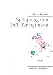 spilopmageren sofia får nyt navn - bog