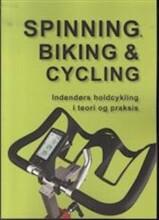 spinning, biking & cycling - bog