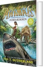 spirit animals 5: forræderen - bog