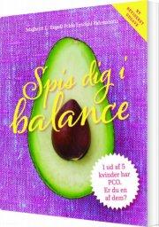 spis dig i balance - bog