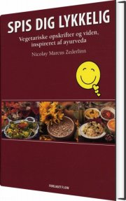 spis dig lykkelig - bog