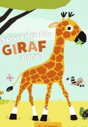 spiser den lille giraf alene? - bog