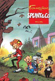 splint & co.: den komplette samling 1973-75 - bog