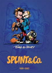 splint & co.: den komplette samling 1981-83 - bog