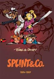 splint & co.: den komplette samling 1984-87 - bog