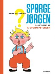 spørge jørgen - bog