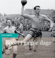 sport i gamle dage - bog