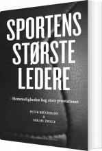 sportens største ledere - bog