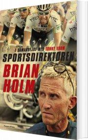 sportsdirektøren - bog