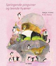 springende pingviner og leende hyæner - bog