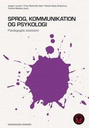 sprog, kommunikation og psykologi - pædagogisk assistent - bog